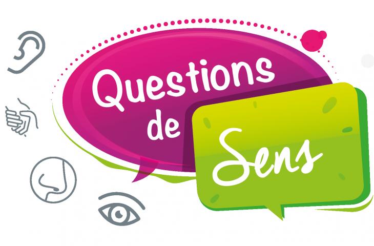 Logo des ateliers Questions de sens en Bourgogne-Franche-Comté