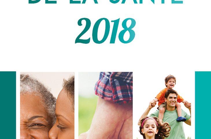 Image de couverture du Plan de prévention santé de la Mutualité Française Bourgogne Franche Comté 2018