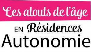 Logo Atouts de l'âge en résidence autonomie